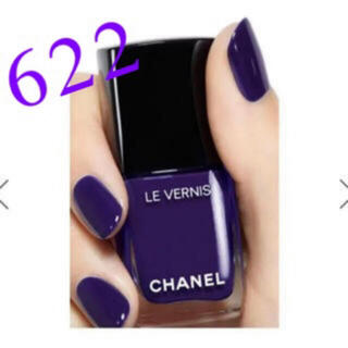 CHANEL - CHANEL限定ヴェルニ622