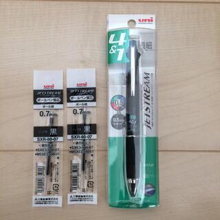三菱鉛筆 - ジェットストリーム4色ポールペン&シャープペン