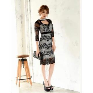 リュリュ(RyuRyu)のドレス ナイトドレス キャバドレス ワンピース 水商売(ナイトドレス)