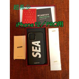 シー(SEA)のWIND AND SEA x CASETiFY  iPhone12/PRO用(iPhoneケース)