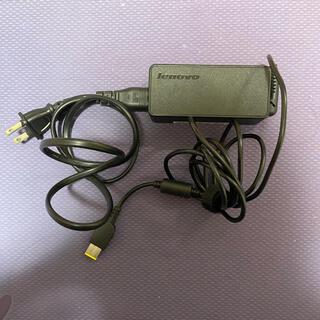 レノボ(Lenovo)の軽くて持ち運びやすい。Lenovo ノートPC用ACアダプター(PC周辺機器)