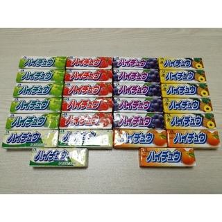 モリナガセイカ(森永製菓)のぺたあひる様用 ハイチュウ4種 計26本(菓子/デザート)