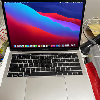 Apple - MacBook Pro 2018 SSD 512GB 13インチ