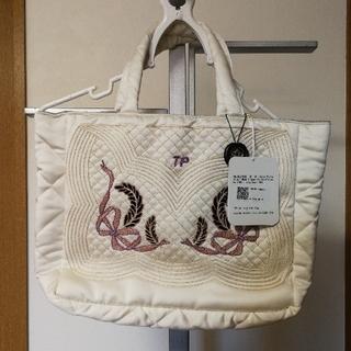 シアタープロダクツ(THEATRE PRODUCTS)のシアタープロダクツ キルティング刺繍バッグ(ハンドバッグ)