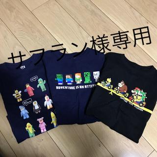 UNIQLO - ユニクロ キッズTシャツ 3枚セット