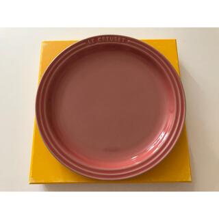 ルクルーゼ(LE CREUSET)のルクルーゼ サーモンピンク 19cm(食器)