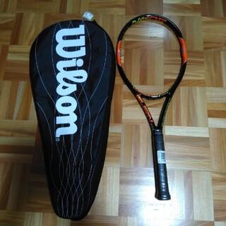 ウィルソン(wilson)のウイルソン 硬式テニスラケット BURN95(ラケット)