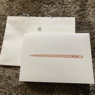 Mac (Apple) - MacBook  Air M1 2020 ゴールド