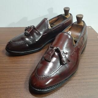 Allen Edmonds - [コードバン] アレンエドモンズ タッセルローファー 革靴 レザーシューズ