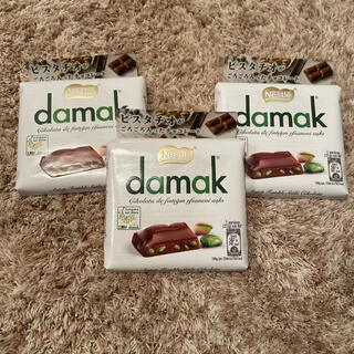 Nestle - ネスレ ダマック スクエア チョコレート Nestle Damak
