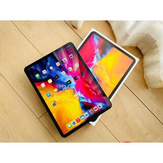 iPad - 保証あり iPad Pro 11インチ 128GB  WiFi 第四世代