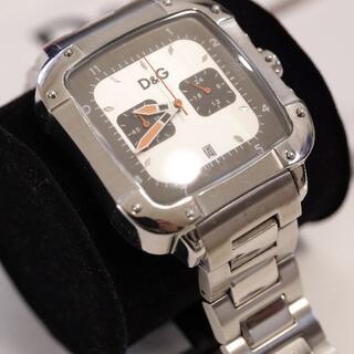 ドルチェアンドガッバーナ(DOLCE&GABBANA)のD&G 腕時計(腕時計(アナログ))