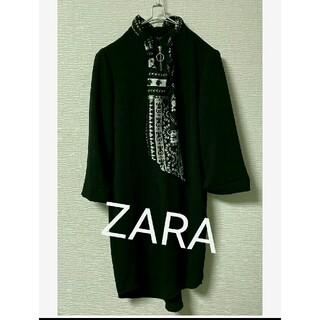 ZARA - ZARA  ワンピース  サイズXS     送料無料