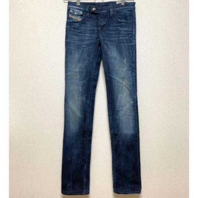 DIESEL(ディーゼル)のDIESEL  ディーゼル スキニーデニム ジーンズ サイズ25 レディースのパンツ(デニム/ジーンズ)の商品写真