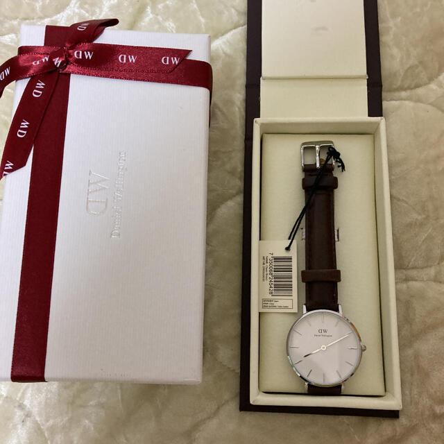 Daniel Wellington(ダニエルウェリントン)のダニエルウェリントン BOX付き 腕時計 レディースのファッション小物(腕時計)の商品写真