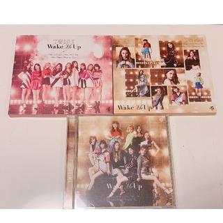 ウェストトゥワイス(Waste(twice))のTWICE Wake Me Up  3形態 セット(K-POP/アジア)