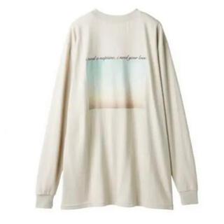 トリプルエー(AAA)のnaptime ロンt(Tシャツ/カットソー(七分/長袖))