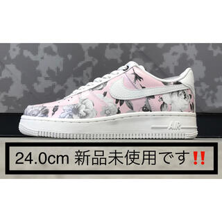 NIKE - WMNS AIR FORCE 1 '07 LXX24.0cm新品ナイキウィメンズ