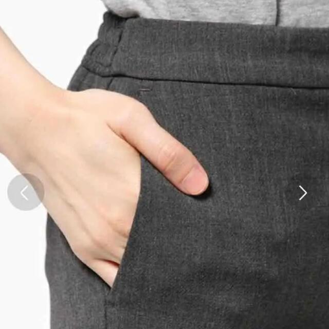 LE CIEL BLEU(ルシェルブルー)の【美品】ルシェルブルー テーパードパンツ レディースのパンツ(クロップドパンツ)の商品写真