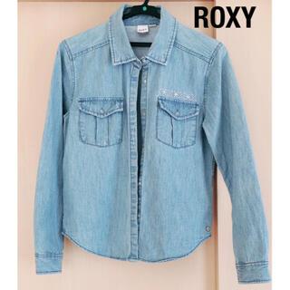 Roxy - ROXY デニムシャツ