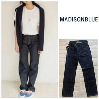 MADISONBLUE - 新品 MADISONBLUE×CANTON  シンチバックデニム 00