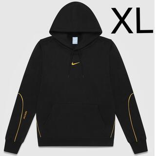 ナイキ(NIKE)のNIKE ナイキ NOCTA パーカー 黒 XL hoodie(パーカー)