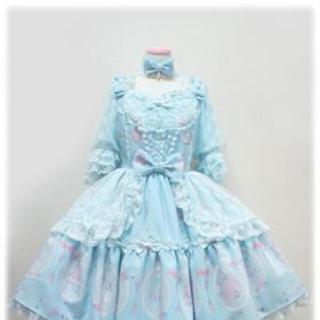 アンジェリックプリティー(Angelic Pretty)の La Princesse Sucre プレミアムドレスセット(ひざ丈ワンピース)