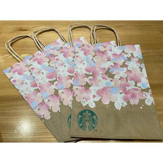 Starbucks Coffee - スターバックス サクラ 限定 ショップ袋 セット 新品