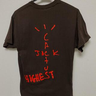 カクタス(CACTUS)のcactus jack(Tシャツ/カットソー(半袖/袖なし))