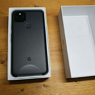 Google - 新品未使用 pixel5 simフリー