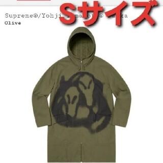 シュプリーム(Supreme)のSupreme yohji yamamoto parka シュプリーム(モッズコート)