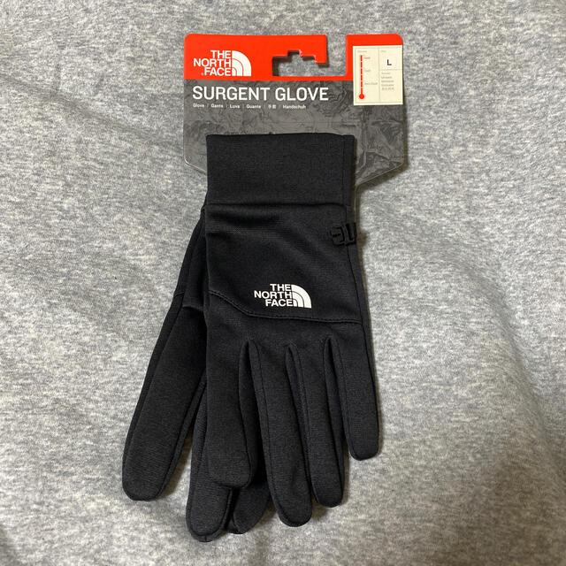 THE NORTH FACE(ザノースフェイス)のLサイズ surgent glove  ノースフェイス サージェント グローブ  メンズのファッション小物(手袋)の商品写真