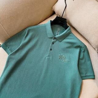 Dior - Dior半袖ポロシャツ