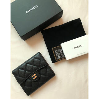 CHANEL - 未使用 CHANEL シャネル マトラッセ 財布