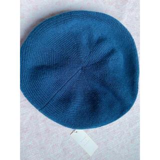 センスオブプレイスバイアーバンリサーチ(SENSE OF PLACE by URBAN RESEARCH)の値下げしました!【未使用】センスオブプレイスアーバンリサーチ ベレー帽(ハンチング/ベレー帽)