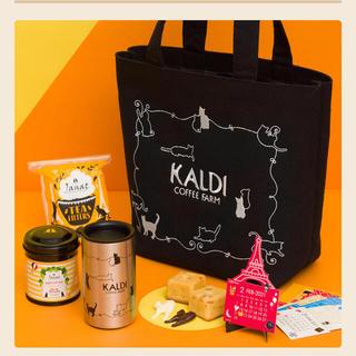カルディ(KALDI)のKALDI  カルディ ネコの日バッグプレミアム(トートバッグ)