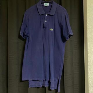 ラコステ(LACOSTE)のIZOD LACOSTE ラコステポロシャツ MADE IN USA アメリカ製(ポロシャツ)