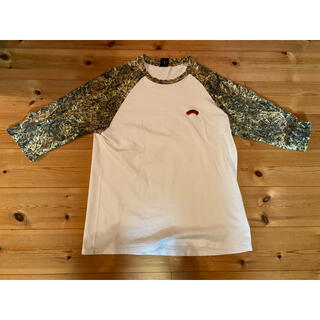 ナイトレイド(nitraid)のNITRAID Dope forest real weed  Tee(Tシャツ/カットソー(七分/長袖))