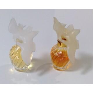 ニナリッチ(NINA RICCI)の香水 ニナリッチ ミニボトル6ml  2点(香水(女性用))