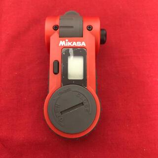 MIKASA - 【美品】 MIKASA デジタルゲージ 空気圧計 ミカサ ボール サッカー