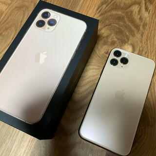 Apple - [美品] iPhone11pro 256GB ゴールド