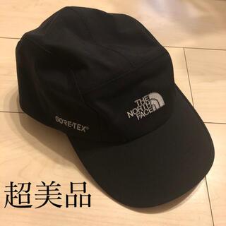 THE NORTH FACE - ノースフェイス キャップ 帽子 メンズ ゴアテックス 黒 ブラック パタゴニア