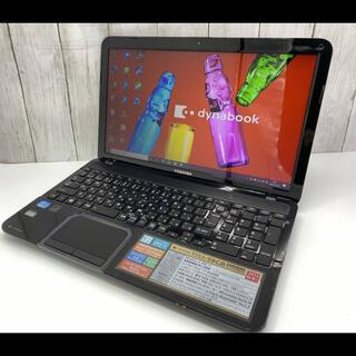 東芝 - 東芝 ノートパソコン i7 メモリ16GB SSD512GB