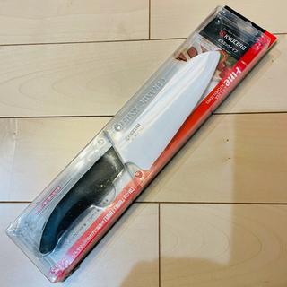 キョウセラ(京セラ)の京セラ 包丁 ファイン セラミック 三徳包丁 16cm(調理道具/製菓道具)