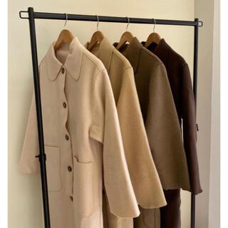 Kastane - original maru coat(moca)
