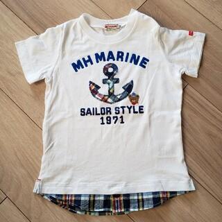 mikihouse - きれい!ミキハウス Tシャツ110