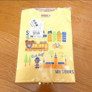 mikihouse - 【新品タグ付き】ミキハウス 半袖 Tシャツ 120 旅するプッチー&うさこ