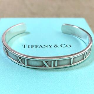 Tiffany & Co. - ティファニー アトラス バングル スターリングシルバー925