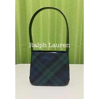 Ralph Lauren - 美品 Ralph Lauren ハンドバッグ