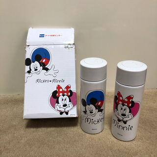 Disney - ディズニー ミッキー 水筒 ボトル キャラクター 非売品 引越し 特典